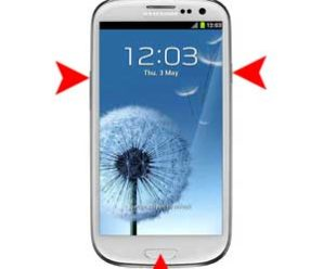 How to Hard Reset Samsung Galaxy S3