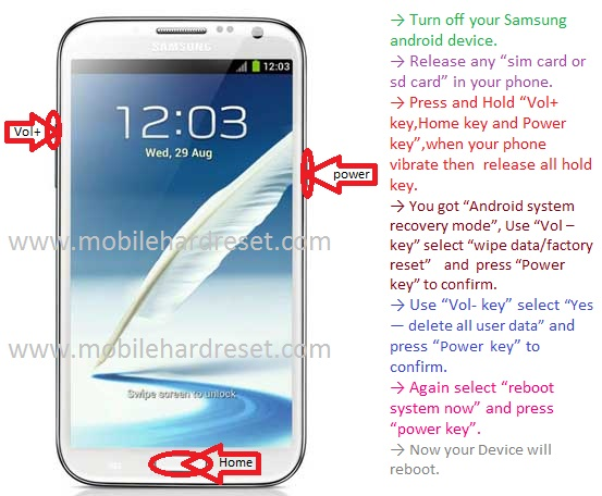 Photo of How to hard reset Samsung galaxy note 2