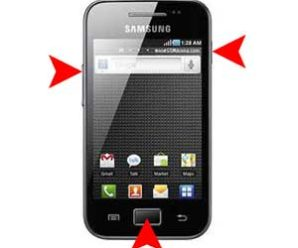 How to Hard Reset Samsung Galaxy Ace GT-S5830i, S5830