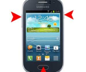 How to Factory Reset Samsung Galaxy Fame GT-S6810