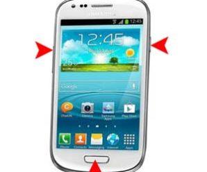 How to Hard Reset Samsung Galaxy S3 Mini GT-I8190