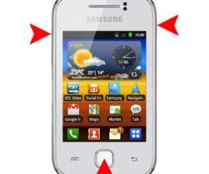 Hard Reset Tips for Samsung y GT-S5360 Smartphone