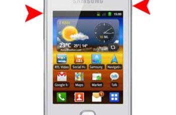 factory reset Samsung y GT-S5360