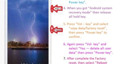Photo of How to factory reset Symphony Z3