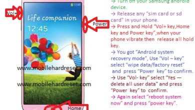 Photo of How to hard reset Samsung s4 I9500