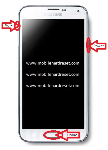 how to turn off selfie mode samsung s5