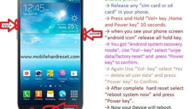 Photo of How to Hard Reset/Factory Reset Samsung Mega GT I9152