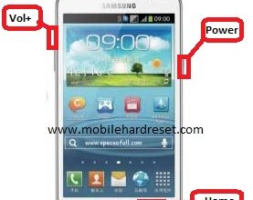 Photo of How to hard reset Samsung Galaxy Win I8550