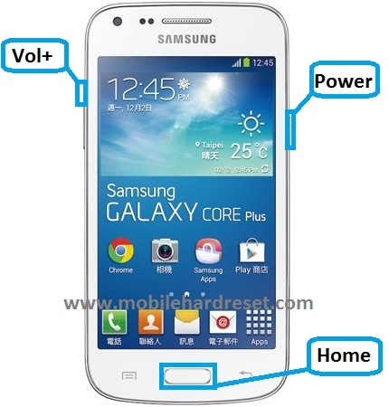 Photo of How to hard reset Samsung Galaxy Core Plus