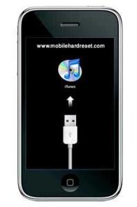 restore iPhone 3GS