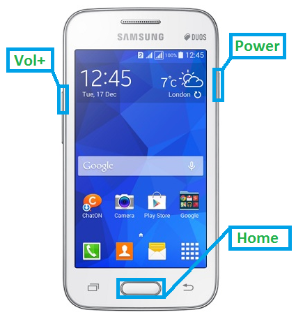 Photo of Samsung Galaxy V Hard Reset