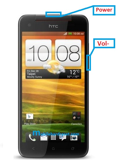 htc butterfly 2 hard reset