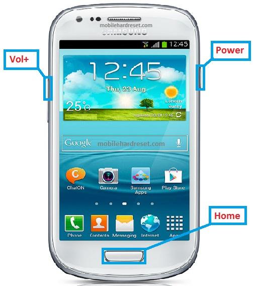 Hard Reset Samsung Galaxy Axiom R830