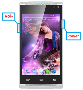 hard reset xolo a500 club