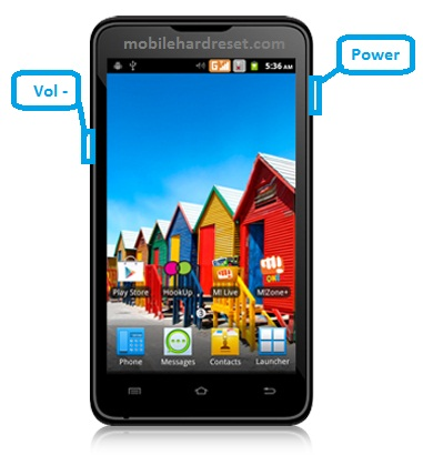 Hard Reset Best Smartphone Micromax Canvas Viva A72