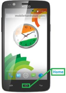 hard reset xolo one