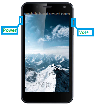 Gionee Dream D1 Hard Reset