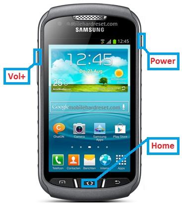 Photo of Samsung Galaxy Xcover 3 Hard Reset