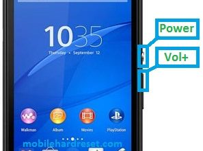 Photo of Sony Xperia E4G Hard Reset