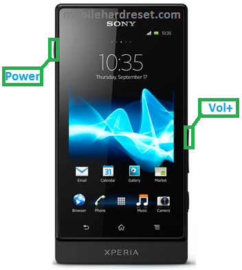 Photo of Sony Xperia Sola MT27I Hard Reset