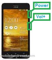 Asus Zenfone 5 Lite A502CG Hard Reset