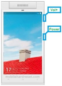 Gionee Elife E7 Mini hard Reset