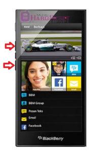 BlackBerry Z3 Hard Reset
