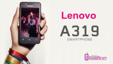 Photo of Lenovo A319 Hard Reset/Factory Reset A Complete Guideline