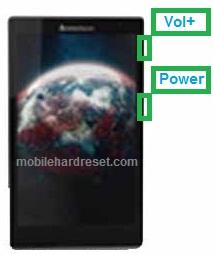 Lenovo Tab S8 Hard Reset