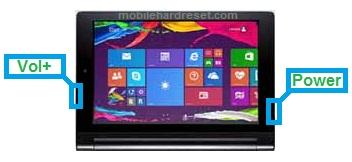 Photo of Lenovo Yoga Tablet 2 8.0 Hard Reset