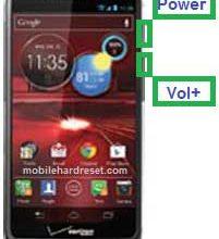 Photo of Motorola Droid Razr m Hard Reset