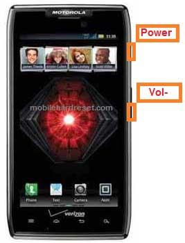 reset droid razr maxx to factory settings will