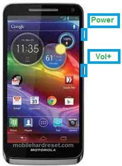 Motorola Electrify M XT905 Hard Reset