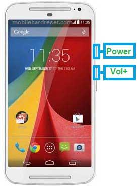 Photo of Motorola Moto G 2nd Generation Hard Reset