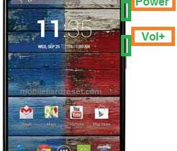 Photo of Motorola Moto X Hard Reset
