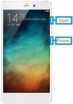 Photo of Xiaomi Mi Note Pro Hard Reset