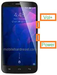 Alcatel Flash Plus Hard Reset