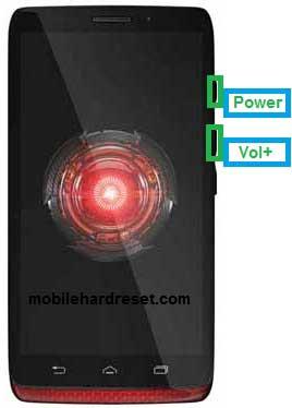 Motorola DROID Ultra Hard Reset