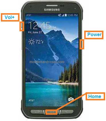 Samsung Galaxy S6 Active Hard Reset