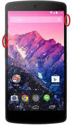 Photo of Google Nexus 5 Hard Reset