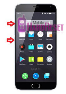 How To Hard Reset / Factory Reset Meizu M2 Note Android Phone