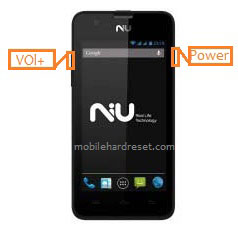 NIU Andy 5T Hard Reset