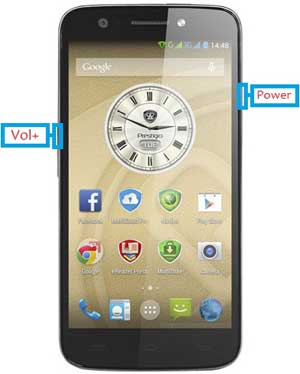 Photo of Prestigio MultiPhone 5508 Duo Hard Reset