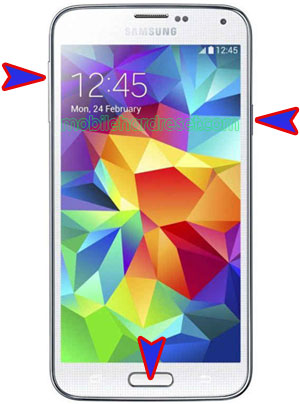 Samsung Galaxy S5 LTE A G901F Reset Solution
