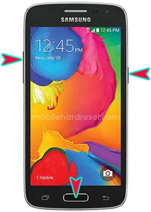 How to Reset Samsung Galaxy Avant Cell Phone