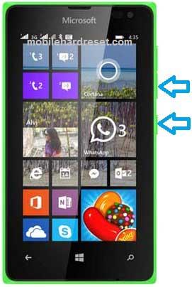 Microsoft Lumia 435 Best Smartphone Hard Reset