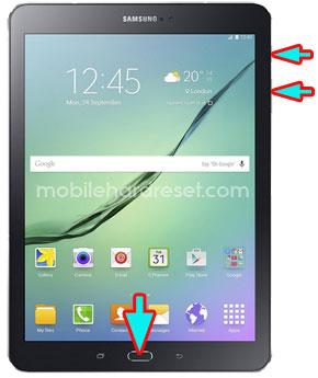 Latest Tablet Samsung Galaxy Tab S2 8.0 Reset Solution