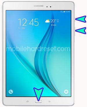 Samsung Galaxy Tab S2 9.7 Reset Solution