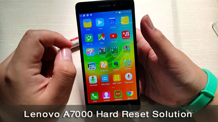 Best Way To Hard Reset / Factory Reset Lenovo A2010 Android