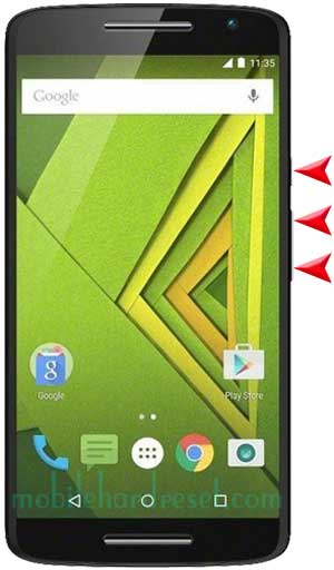 How to Hard Reset Motorola Moto X Play Dual SIM